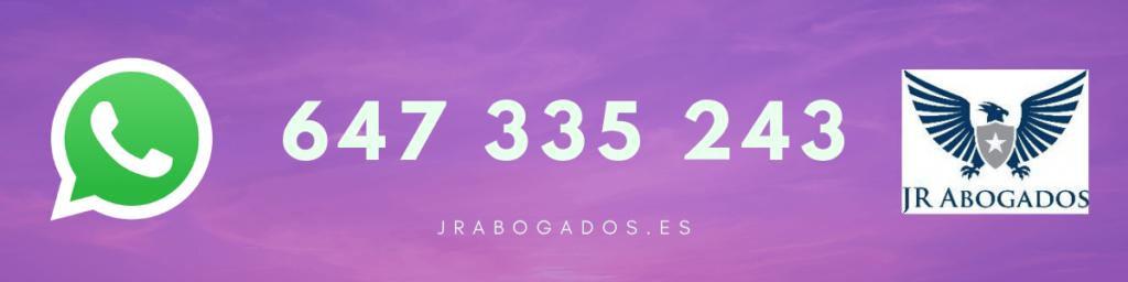 whatsapp jr abogados