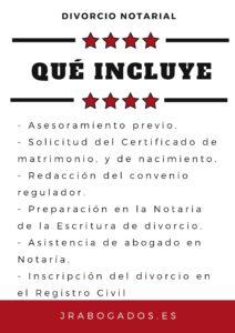 precio.divorcio.notarial.que.incluye